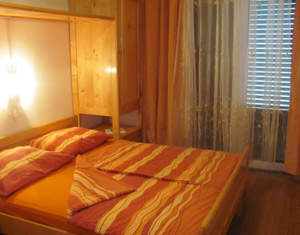 Double rooms in Lopar
