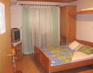 Triple rooms in Lopar